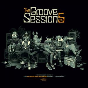 CHINESE MAN RECORDS - THE GROOVE SESSIONS Vol.5
