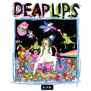 DEAP LIPS - HOPE HELL HIGH