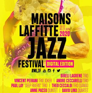 MAISONS LAFFITE JAZZ FESTIVAL - DIGITAL EDITION 2020