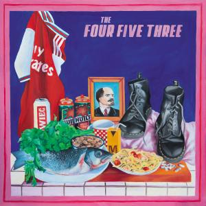 THE JACQUES - The Four Five Three