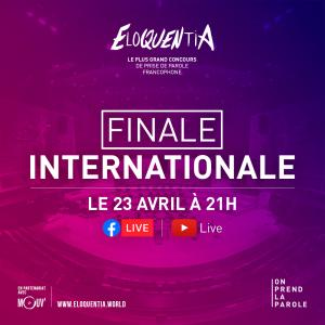 ELOQUENTIA - Finale Internationale