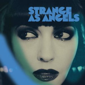 STRANGE AS ANGELS - Marc Collin (Nouvelle Vague) presents Chrystabell sings The Cure